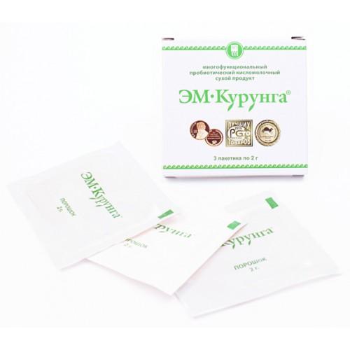 Продукт метабиотический «ЭМ-Курунга»  АРГО ЭМ-1  3