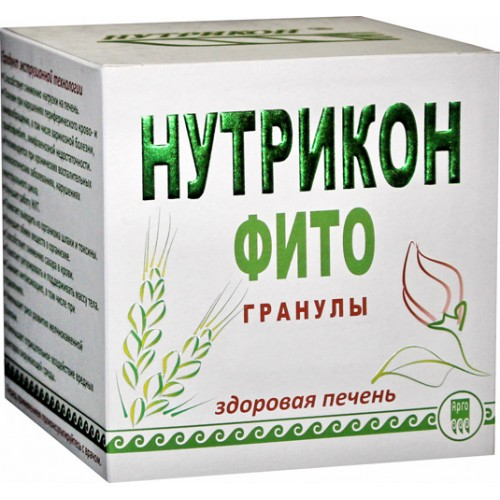Нутрикон Фито  г. Пушкино