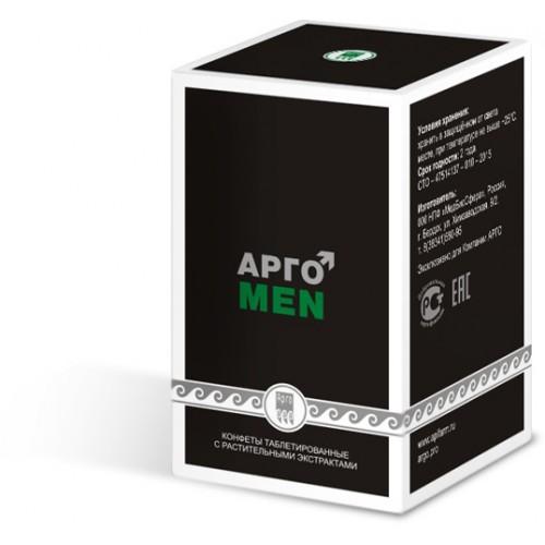 Конфеты с растительными экстрактами АргоMeN  г. Пушкино