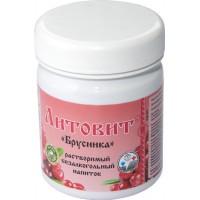 Литовит-напиток растворимый «Брусника»