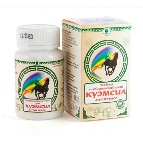 Продукт симбиотический «КуЭМсил Антистресс»  г. Пушкино