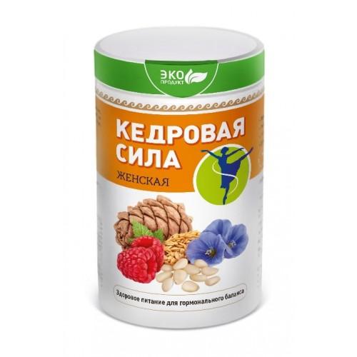 Продукт белково-витаминный Кедровая сила - Женская  г. Пушкино